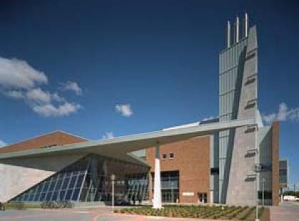 Seneca College on the York University campus.