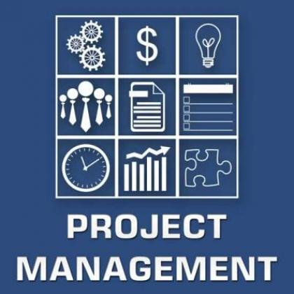 Project Management graphic.